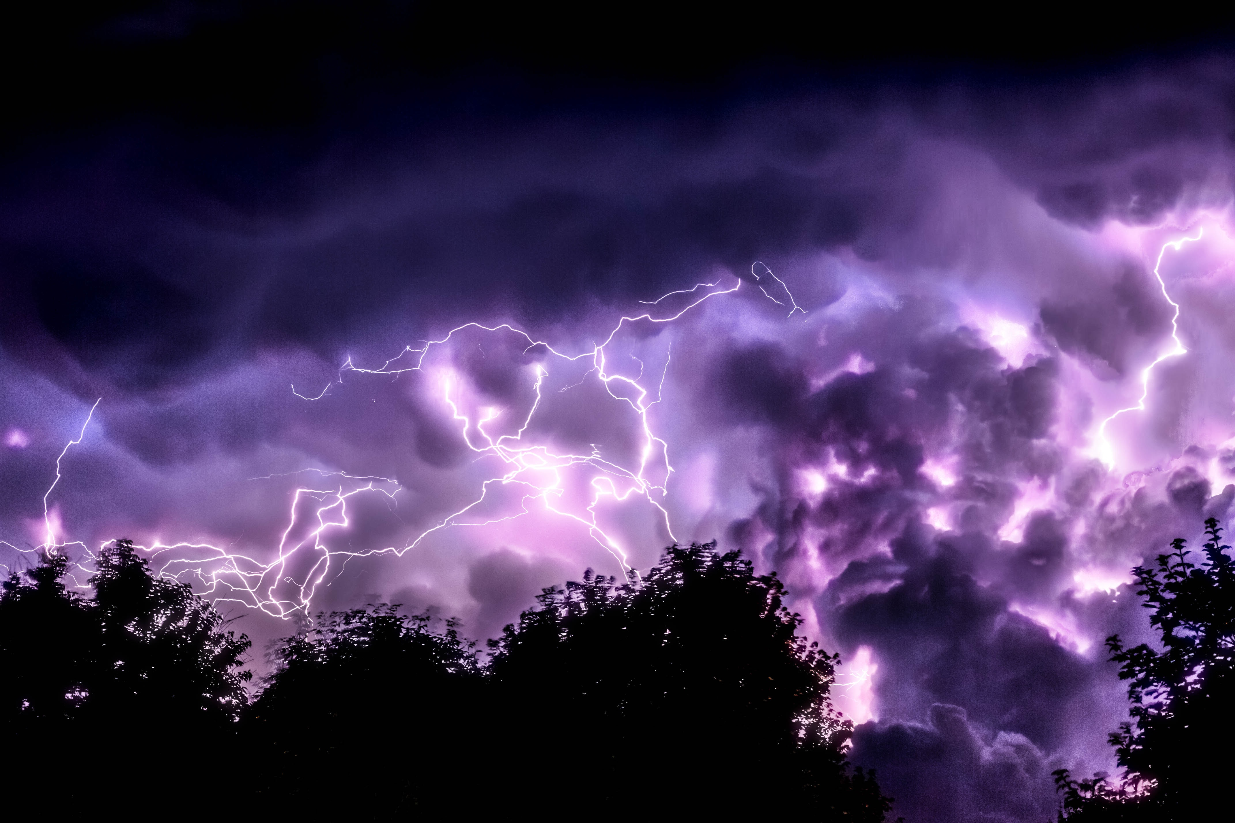 effects of meditation - storm before the lull